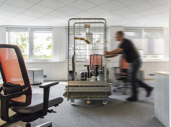 Office Moves & Reconfiguration