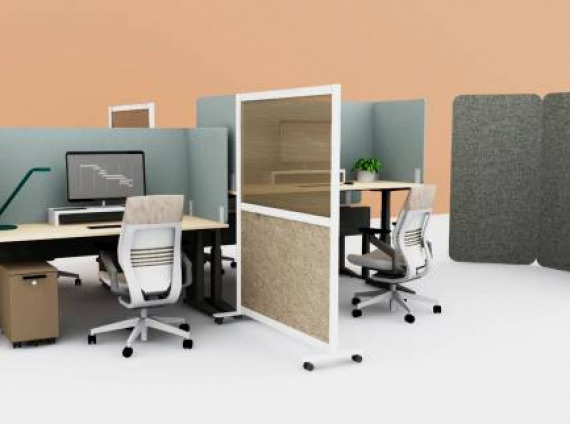 Workplace Applications – Benching + Desking